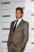 LOS ANGELES - OCT 24: Gabriel Macht bei der 2011-Glamour Reel Moments-Premiere präsentiert von Clarisoni