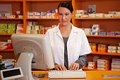 Online Order In A Pharmacy