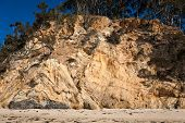 Rockface at Beach