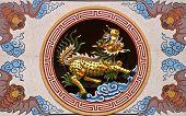 Chinesische Löwen