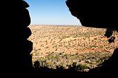 picture of dogon  - The Bandiagara Escarpment is an escarpment in the Dogon country of Mali - JPG