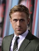 LOS ANGELES - 27 SEP: Ryan Gosling komt naar de