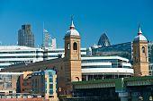 London Skyline, London, Uk
