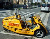 Barcelona Go Car