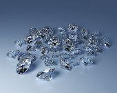 Numerous Diamonds