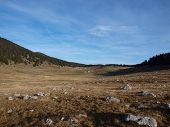 Vercors plateau, France.