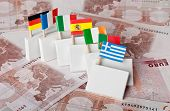 Domino Effect Of Euro Debt Crisis