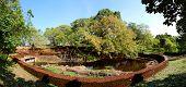 Remains Of Ancient Civilisation's Buildings, Sri Lanka