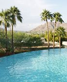 Beautiful swimming pool in  Scottsdale, AZ