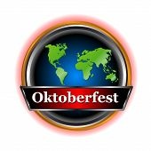 neues Schild Oktoberfest