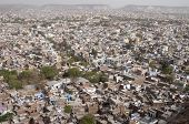 Panorama Of Jaipur, Rajastan, India