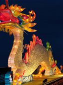 Lantern Festival In Toronto, Chinese Dragon
