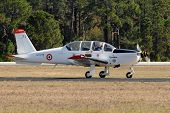 Socata Tb-30 Epsilon French Military Trainer