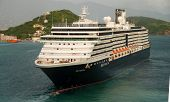 Holland America Cruise Ship Visiting Usvi