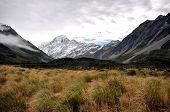 Aoraki Mount Cook National Park