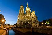 Iglesia en San Petersburgo