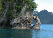 Rock Arch - Alaska