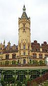 Schweriner Schloss, Parlament