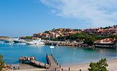 The Marina Of Porto Cervo