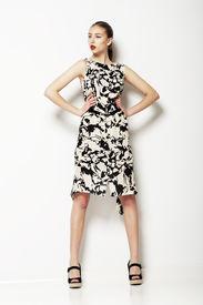 stock photo of ordinary woman  - Simplicity - JPG