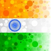 Bubbly Indian Background