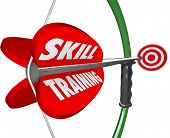 Skill Training Bow Arrow Practice Expertise Lesson