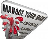 Manage Your Risk Level Management Reduce Liability