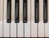 Music Keyboard Keys