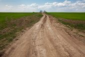 Dirt Country Road