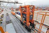 Rotterdam Container Terminal