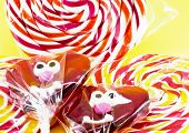 Image Of Divers Lollipops