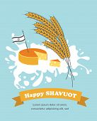 Jewish holiday Shavuot