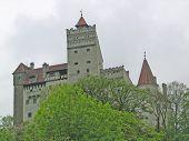 Dracula's Castle In Romania