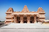 image of shakti  - Shri Adhya Katyani Shakti Peeth Mandir is popularly known as Chhatarpur Temple - JPG