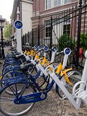 Bike Share In Utrecht
