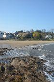 Beach at Aberdour