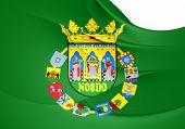 Flag Of Seville Province