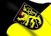 Flag Of Neustadt An Der Weinstrasse