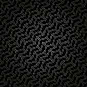 Geometric Seamless  Abstract Pattern