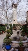 Sedona, Arizona, February 8: The Buildings Of Tlaquepaque, February 8, 2014. Featuring Artisan Shops