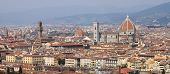 Panorama of Florence