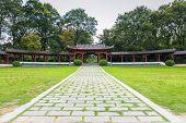 The Garden Long Corridor