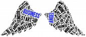 Business Angel Or Funds Gaining Concept.