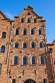 Old Buildings In Lubeck, Germany