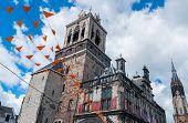 City Hall Of Delft