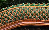 Details from Stairs to Wat Doi Suthep