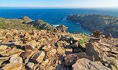 Cape Of Cap De Creus Peninsula, Catalonia, Spain