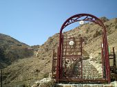 Monastery of Deir Mar Musa al-Habashi Nebek, Syria