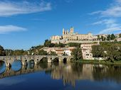 Beziers In Autumn, France