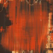 Grunge colorful background. With different color patterns: brown, red, orange, black